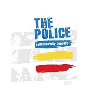 The Police: Synchronicity Concert USA