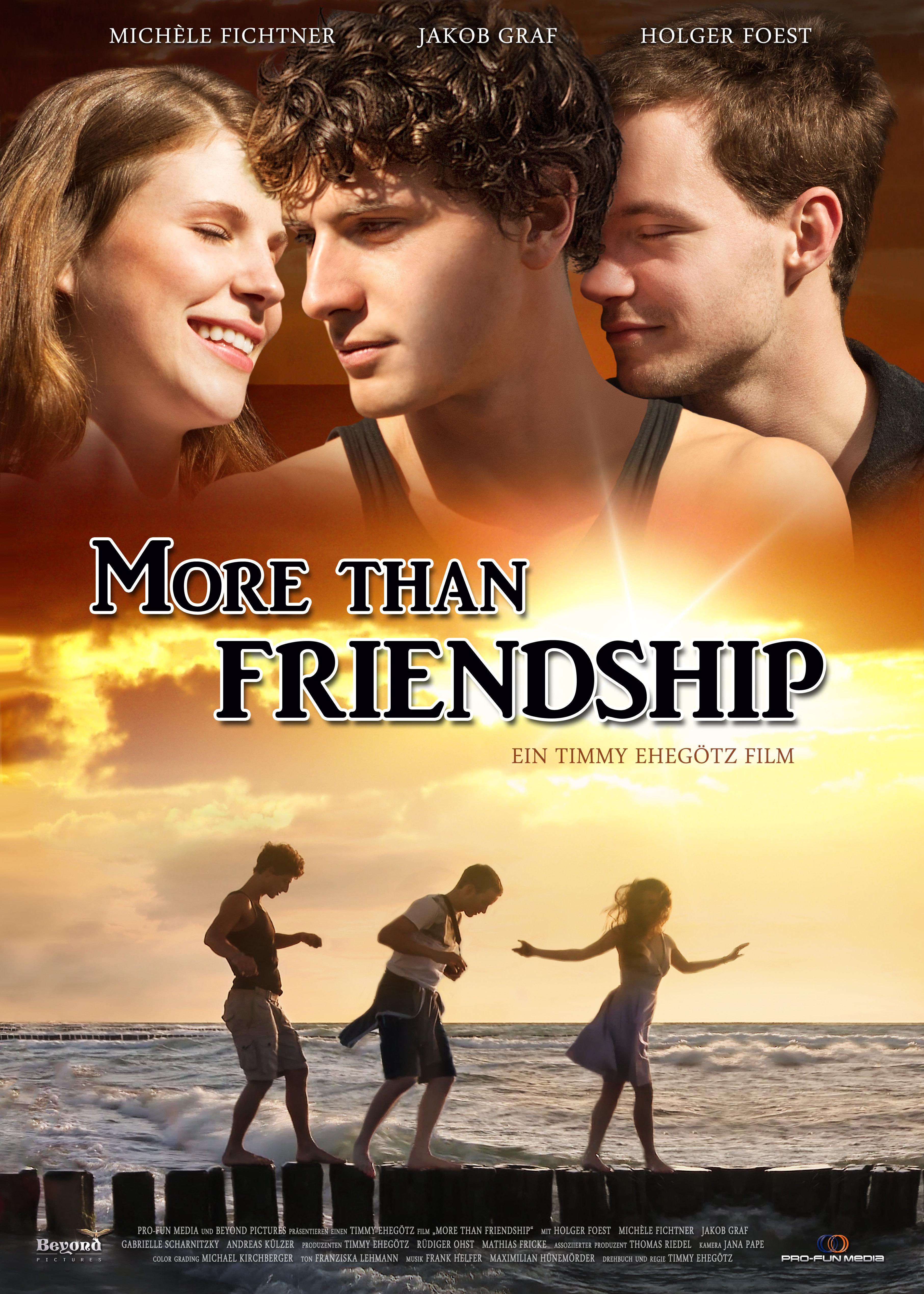 Больше чем дружба