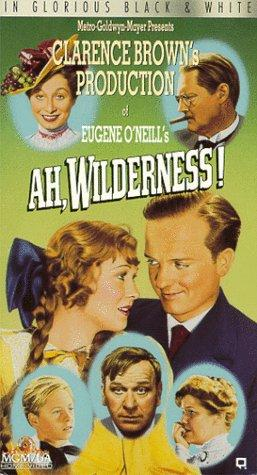 Lionel Barrymore, Wallace Beery, Mickey Rooney, Spring Byington, Eric Linden, Aline MacMahon, and Cecilia Parker in Ah, Wilderness! (1935)