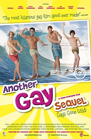 Another Gay Sequel : Gays Gone Wild! 2008 12