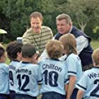 Will Ferrell, Mike Ditka, and Dylan McLaughlin in Kicking & Screaming (2005)