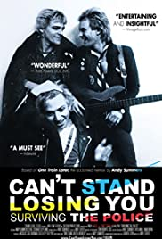 Can't Stand Losing You: Surviving the Police (2012) Poster - Movie Forum, Cast, Reviews