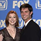 Jason Behr and Alyson Hannigan at an event for 3rd Annual TV Guide Awards (2001)