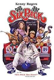Six Pack (1982) Kenny Rogers on DVD 2