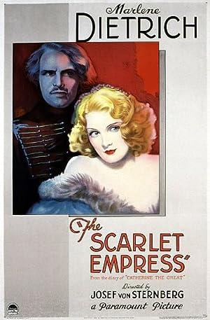 The Scarlet Empress (1934)