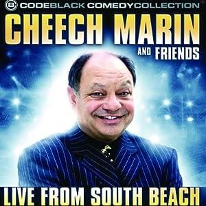 Where to stream Cheech Marin & Friends: Live from South Beach