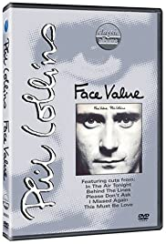 Phil Collins: Face Value Poster