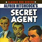 Peter Lorre, Robert Young, and Madeleine Carroll in Secret Agent (1936)