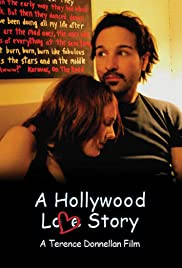 A Hollywood Love Story Poster