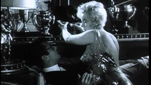Trailer for the classic comedy Some Like It Hot, starring Tony Curtis, Jack Lemmon, and Marilyn Monroe