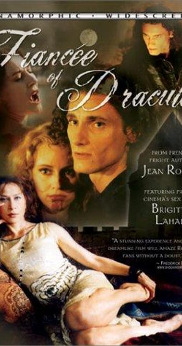 Subtitle of La fiancée de Dracula