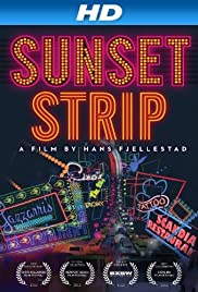 Sunset Strip Poster