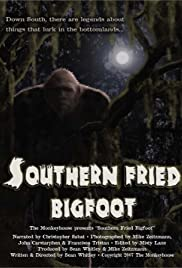 Southern Fried Bigfoot Poster