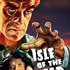 Boris Karloff and Ellen Drew in Isle of the Dead (1945)