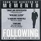 Jeremy Theobald in Following (1998)