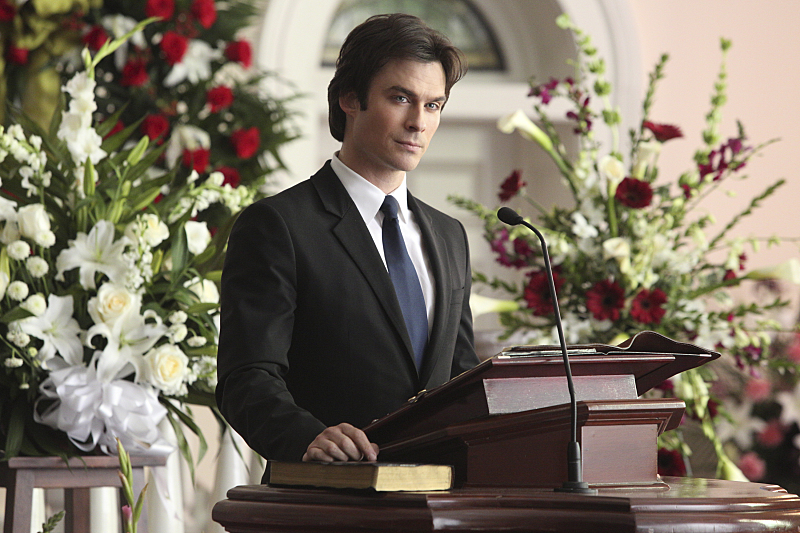 Ian Somerhalder in The Vampire Diaries (2009)