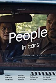 People in Cars Poster