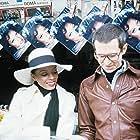 Anthony Perkins and Diana Ross in Mahogany (1975)