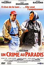 A Crime in Paradise Poster
