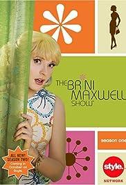 The Brini Maxwell Show Poster
