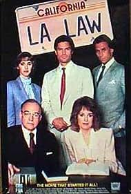 L.A. Law (1986) Poster - TV Show Forum, Cast, Reviews