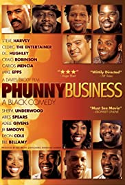 Phunny Business: A Black Comedy Poster
