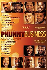 Primary photo for Phunny Business: A Black Comedy