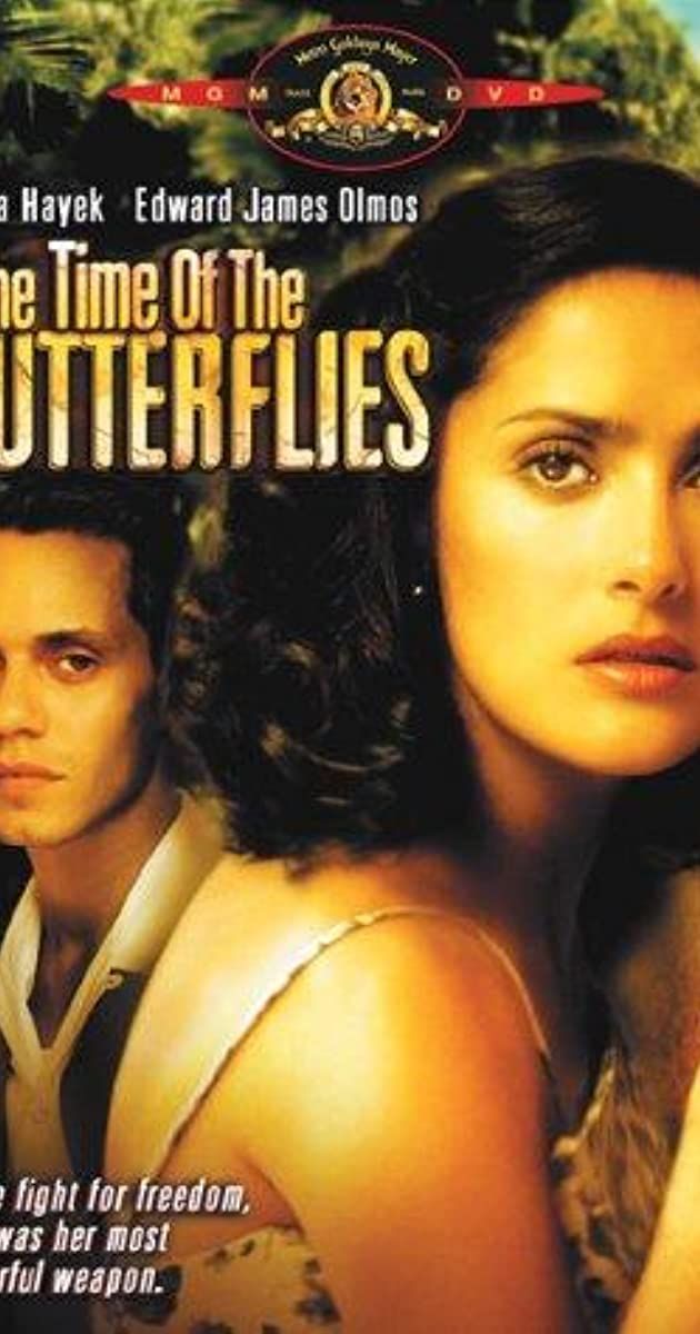 In The Time Of The Butterflies Tv Movie 2001 Imdb