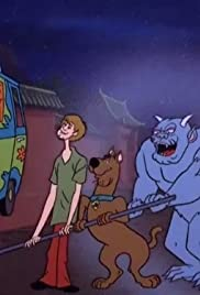 Scooby's Chinese Fortune Kooky Caper Poster