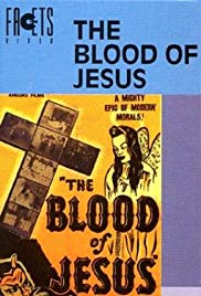 The Blood of Jesus Poster
