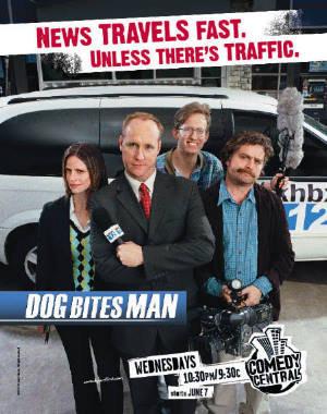 Where to stream Dog Bites Man