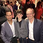 Zachary Rifkin with Travis Myers and Frank Clem at the AFI premiere of Starman.