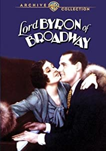 HD quality free movie downloads Lord Byron of Broadway [[movie]