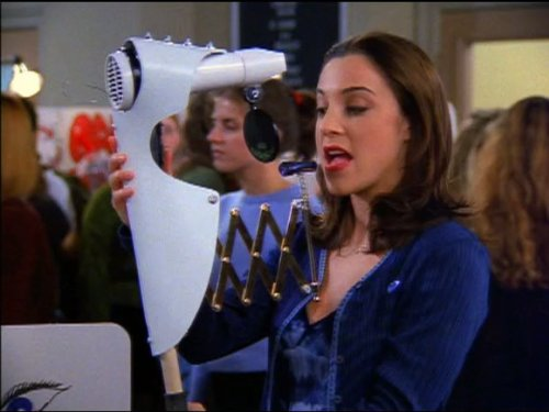 Lindsay Sloane in Sabrina, the Teenage Witch (1996)