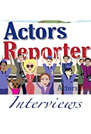 Actors Reporter Interviews Poster