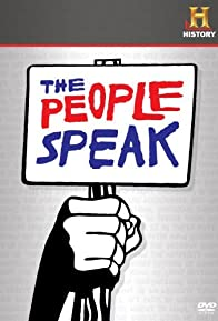Primary photo for The People Speak