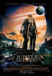 Jupiter Ascending (2015) Poster - Movie Forum, Cast, Reviews