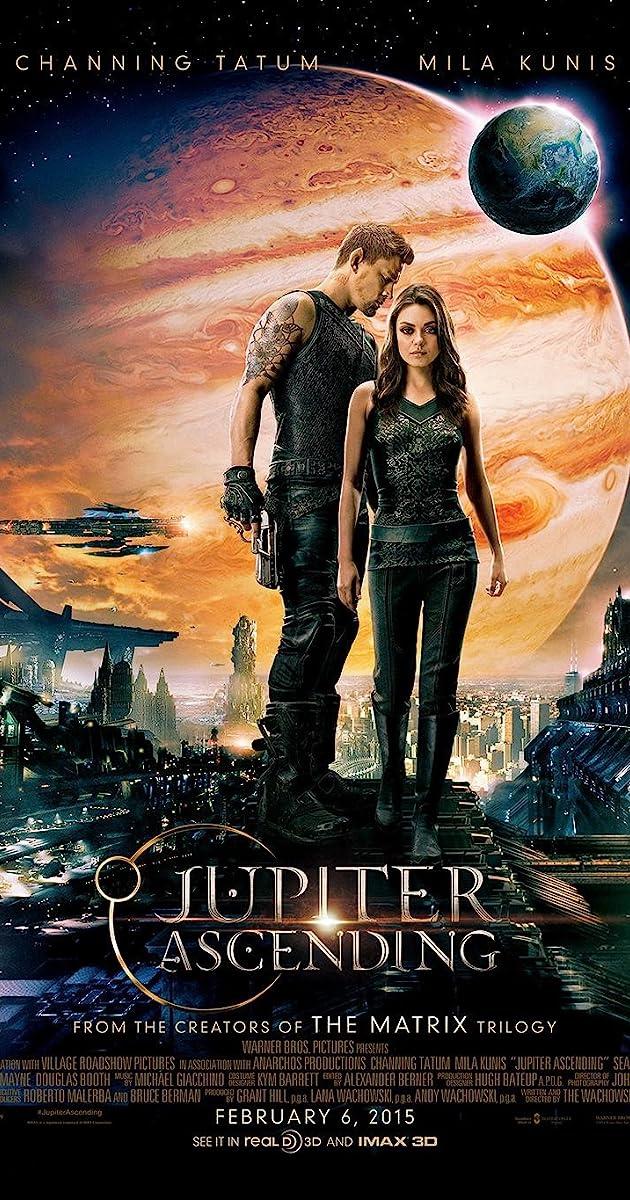Người Thừa Kế Vũ Trụ - Jupiter Ascending (2015)