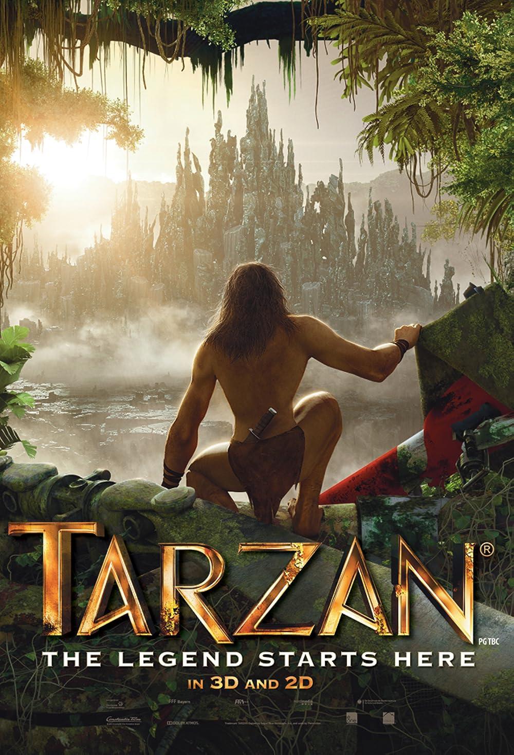 Tarzan 3d Trailer 2