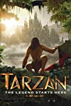 New Tarzan International Poster