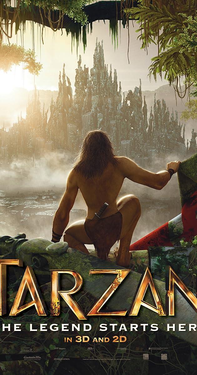 Cậu Bé Rừng Xanh - Tarzan (2013)
