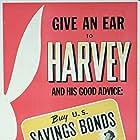 James Stewart and Harvey in Harvey (1950)