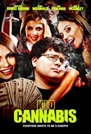 Kid Cannabis Poster