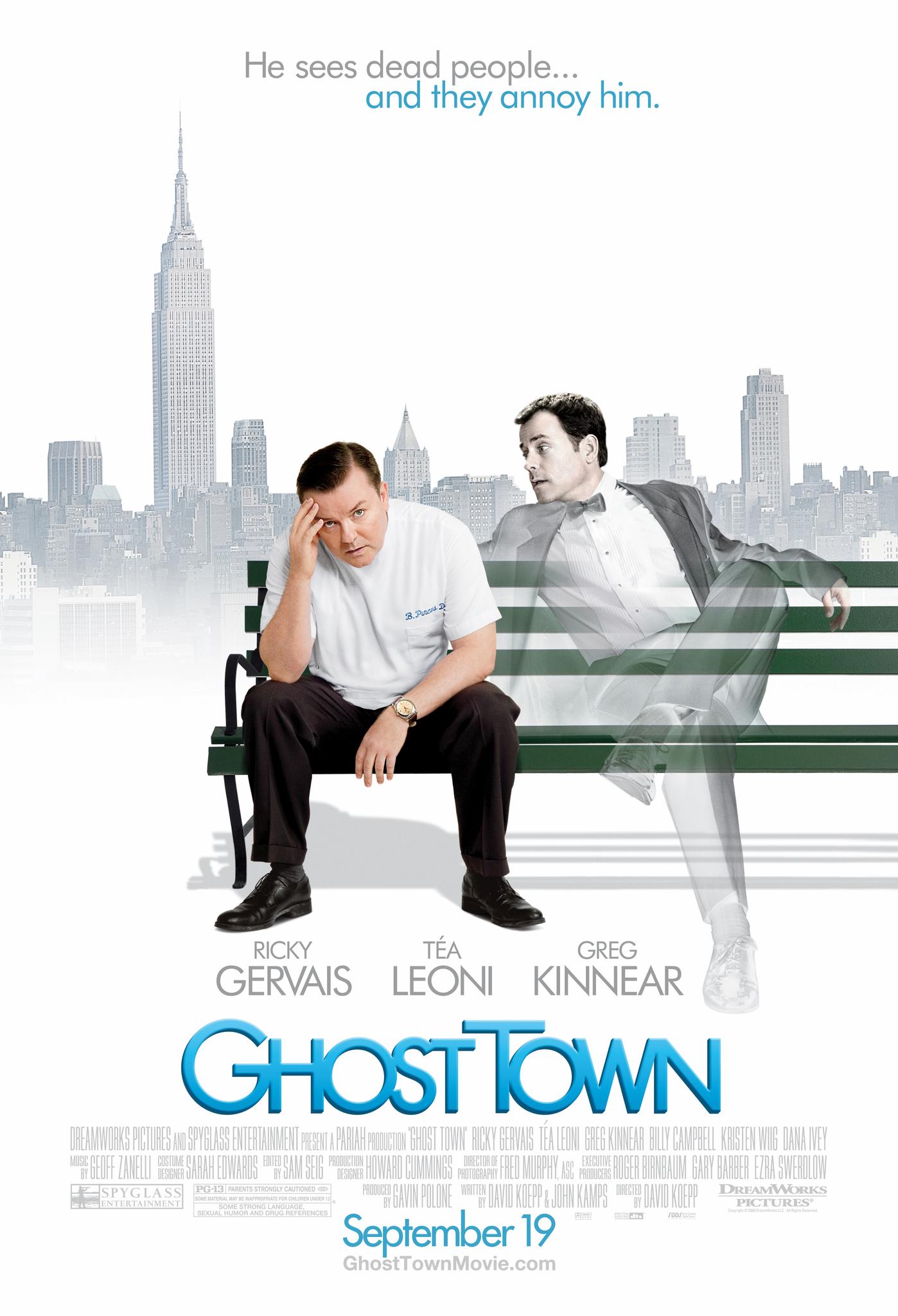 Ghost Town (2008) - IMDb