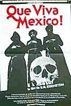 Que Viva Mexico (1979) Poster