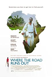 Where the Road Runs Out Poster