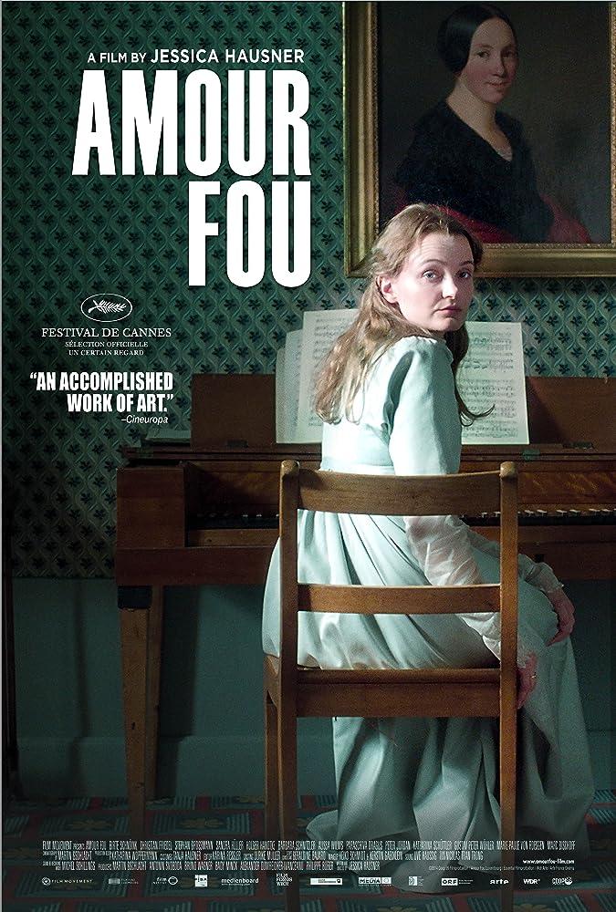 Birte Schnöink in Amour fou (2014)