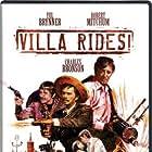 Robert Mitchum, Charles Bronson, and Yul Brynner in Villa Rides (1968)