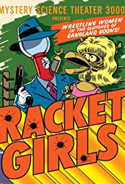 Racket Girls Poster