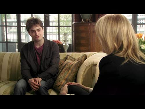 Daniel Radcliffe and J.K. Rowling Interview